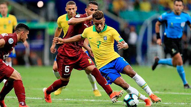 Brasil abre la Copa América frente a Venezuela